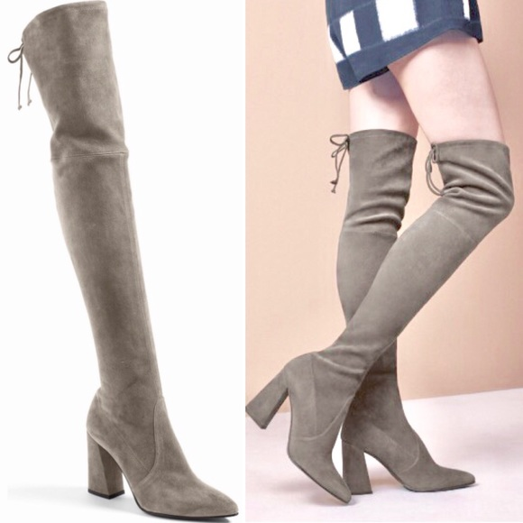 783488b7df77e Stuart Weitzman Over The Knee Boots Highstreet 7M.  M 5a6b97e79a94558fac8966c3
